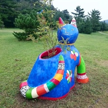 Cat by Niki de Saint Phalle
