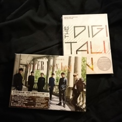 V6 and Arashi DVDs from Kyoto